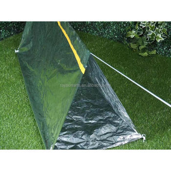 PET Mylar Thermal Emergency Survival Shelter Tent  sc 1 st  China National Arts u0026 Crafts Imp. u0026 Exp. Huayong Corp. & PET Mylar Thermal Emergency Survival Shelter Tent View Survival ...