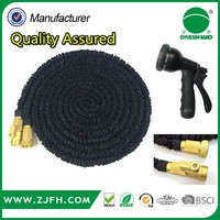 alibaba suppliers excellent material hose expanding hose magic garden hose pipe for car washing