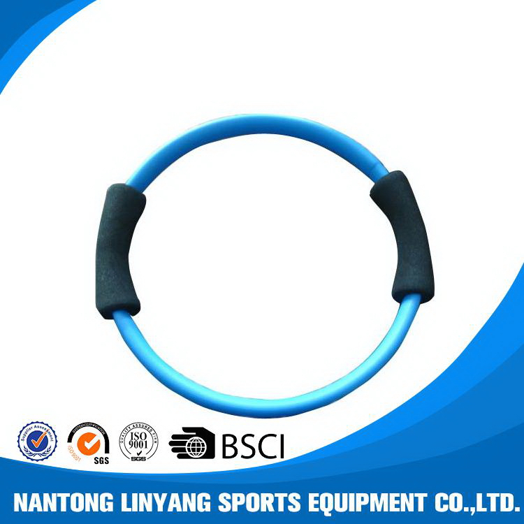 Fashion classsic factory price gym yoga ring exercise