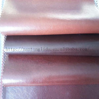 Embossed surface PU artificial leather for sofa
