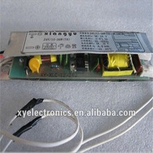 Factory price LED for fluorescent lamp electronic ballast t8 2x36