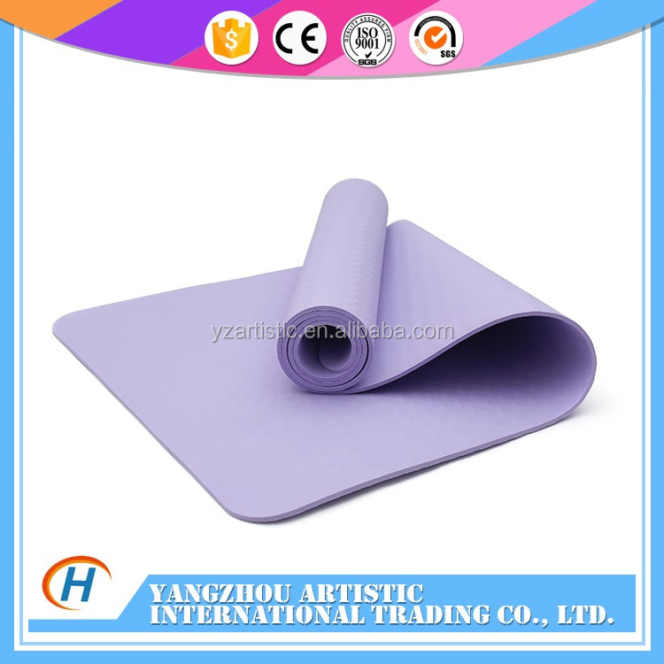 Meet safety standard good price custom label comercial sport mat