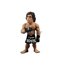high quality oem pvc action figure, custom action boxer figure toys maker, super movable musle man figure