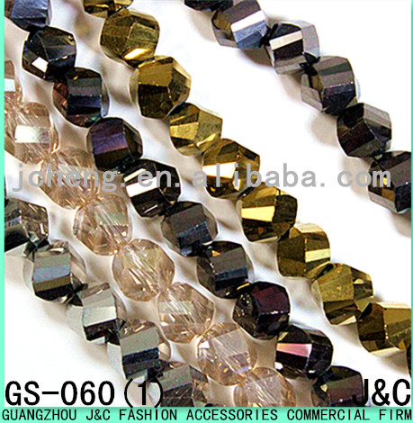 10mm all kinds of color buttons glass beads