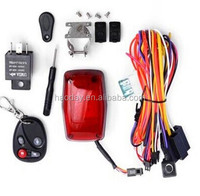 Waterproof Motorcycle Car GSM GPS Tracker Hidden listening in device GPS304B with Remote control