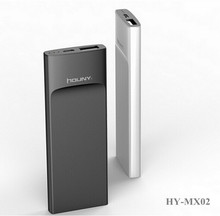 Good Looking and Design Polymer Power Bank 2016 Christmas New Year Gift External Battery Pack Christmas Gifts for Family