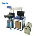 Fast Speed 50w CO2 Galvo Laser Cutting Paper machine / Co2 Laser Marking Machine