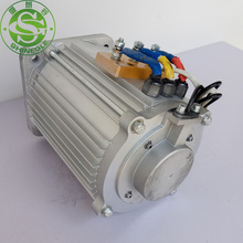 SHINEGLE 10kw 96v high torque low rpm ac dc motor