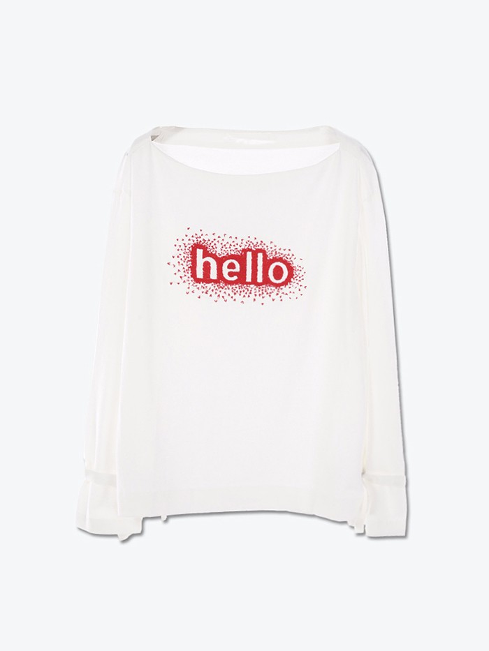 easy tshirts bulk 100% white polyester plain round neck clean cotton two-color long sleeve t-shirt for women embroidery designs