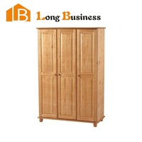 LB-JL3029 European Styled Carved Luxury Princess Babies Armoire, Kids & Baby Door Antique Solid Wood Armoire Wardrobe