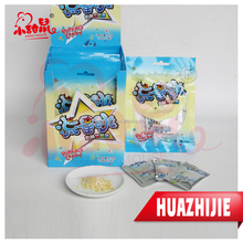152201610 China manufacturer milk popping candy rock candy on wholesale