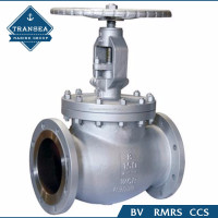 Cast iron double flanged vertical lift check valve pn16