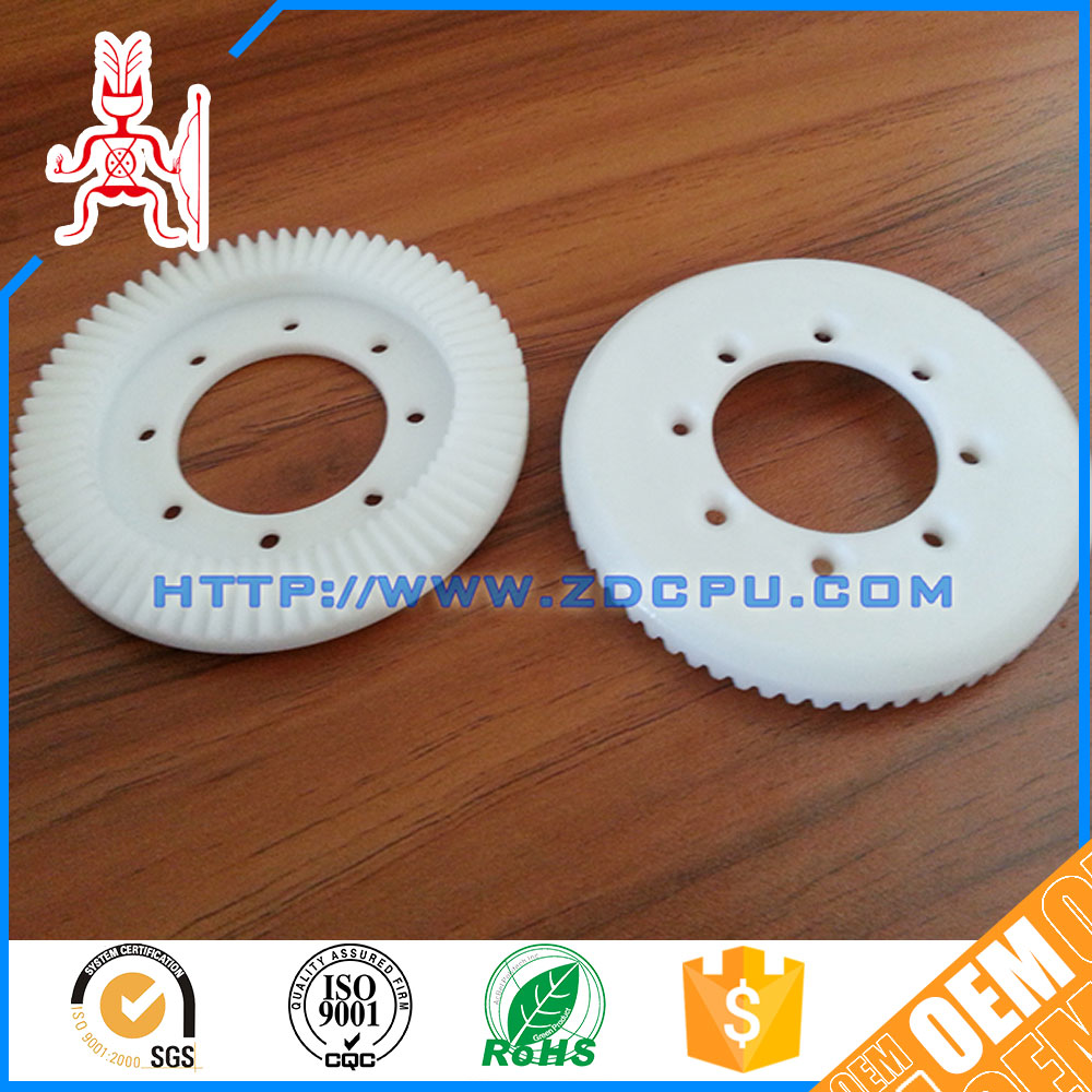 New design environmental protection supply plastic gears for toys