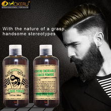 Professional hair styling product special natural organic strong hold liquid pomade 200ml