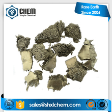High quality competitive rare earth price of scandium metal