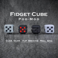 Popular 6 Sided Fidget Cube Desk