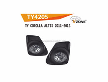 fog lamp for TOYOTA COROLLA ALTIS 2011-ON