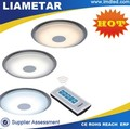2013 emergency dimmable ceiling light color changing led