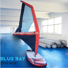windsurfing sail inflatable windsurf board with sail