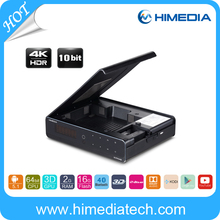 "Hi3798cv200 XBMC TV Box 60FPS Airplay Hicontrol, 3.5"" Hard Disk Bay 8TB HDD DV 4K HDR android box set top box Manufacturer"