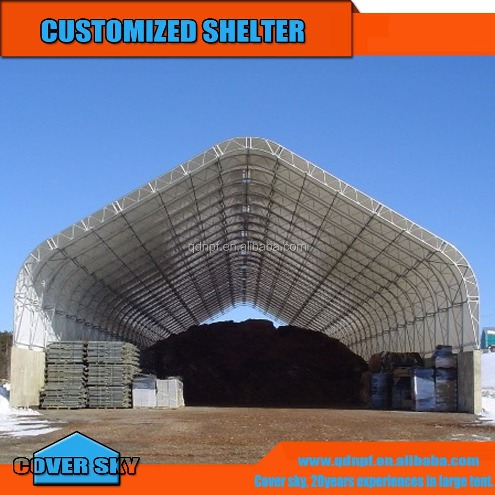 Prefabricated Expandable Agriculture Container Shelter