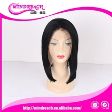 Mindreach hair Wholesale hair wig cheap full lace wig short synthetic wig BOB Style