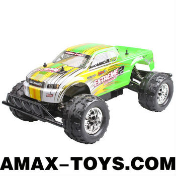 ro-080025 1 8 scale truck 4WD high speed remote control off-road monster truck