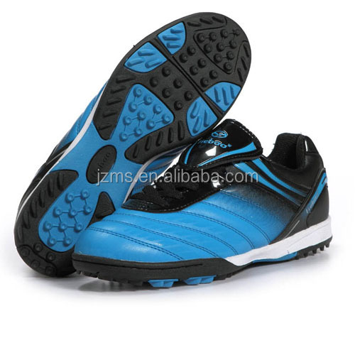Boys Comfort Breathable Mesh Lining Soccer Shoes