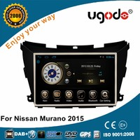 wholesale touch screen android car dvd player for Nissan Murano 2015 with touch screen bluetooth MP3 player