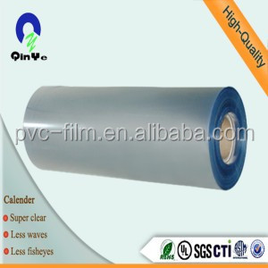 High Qulity PVC UV Resistant Plastic Film In Rolls