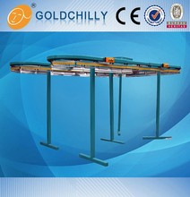 commercial dry cleaning conveyor for laundry washing shop