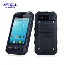 "Original NO.1 IP68 Quad core Android 4..2 4.0"" QHD MTK6589 Waterproof Shockproof 3G NFC PTT IP68 Rugged Smartphone"