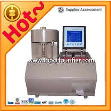 Fully automatic ASTM D97 cloud and pour point tester TP2007