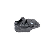 forefoot pressure relief shoe boot black wedge shoes