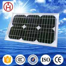 Normal Specification and Commercial Application mono pv solar panel 15 watt