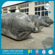Inflatable Rubber ship launching Airbag / dry docking floating marine air bags