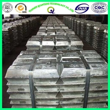 99.99% Purity Remelted lead Ingot For Sale