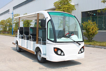 11/14 Seater electric sightseeing car for sale