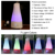 2017Newest ! Personal Care Aroma Humidifier With Changing 7 Color LED Lights Electric Aromatherapy Essential Oil Aroma Diffuser