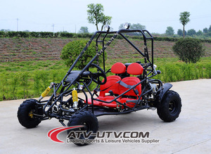 Heavy duty go karts and sand beach go pedal karts (GC1505)