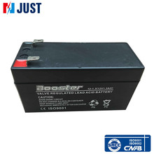 Safe power 12V 1.3Ah sealed lead acid deep cycle solar battery from china
