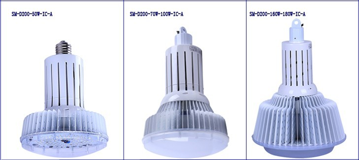 led lights factory wholesale 10KV surge protector 200W led tunnel light