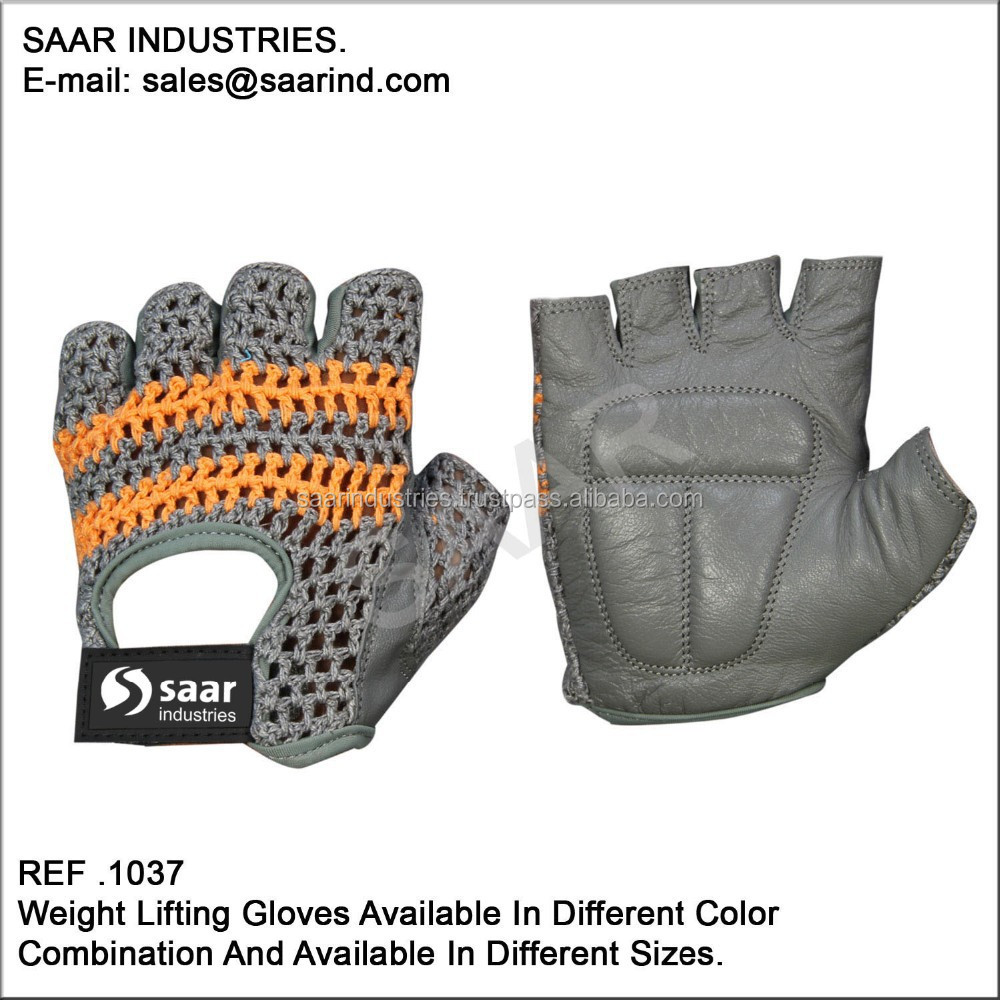hot items custom weight lifting gloves sports riding best gloves for men