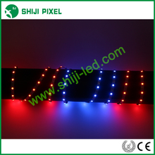 High lumens output SMD3535 60led remote and power suply led strip light