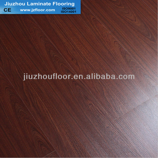 red color germany quality middle embossed Laminate Flooring