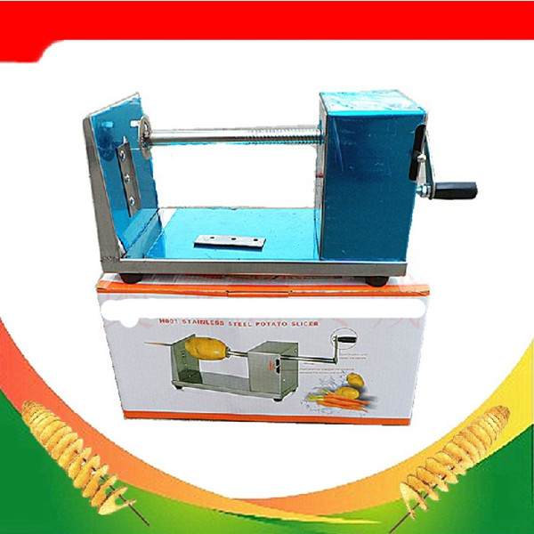 spiral cutting machine