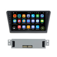 10.1inch DVD Car Audio Video Entertainment Navigation System for Peugeot 408 2014-