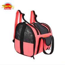 High quality Slip-proof cute portable pet bag Travel Pet Dog Cat Soft-Sided Carrier Bag fashion pet carriers bag for air travel