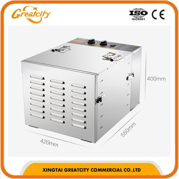 Manufacturer supply factory price Electric Food Dryer For Fruit / Vegatables / Meat / Fish / Beef Jerky