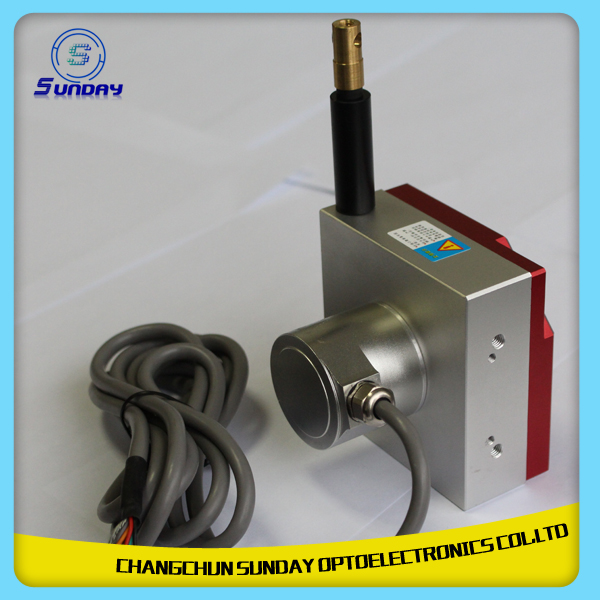 Rotary Linear Encoder Draw Wire Encoder Measure System